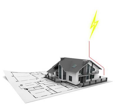 Blitzschutz - Planung